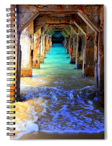 Tranquility Spiral Notebook