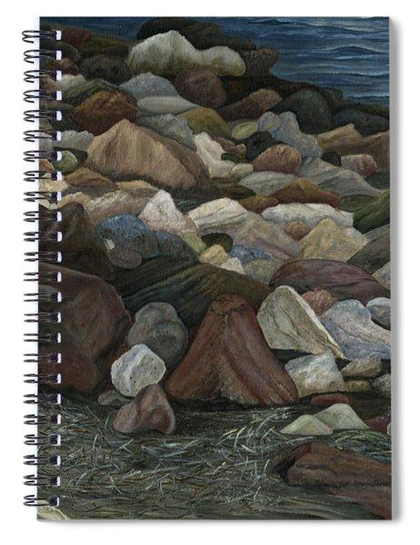 Treasure Stones Spiral Notebook