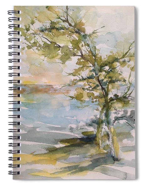 Tree Study Spiral Notebook