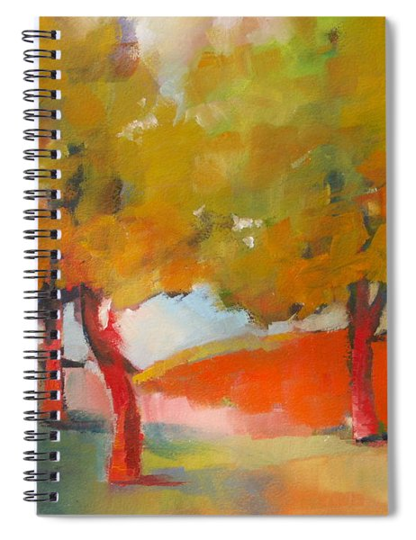 Trees #5 Spiral Notebook