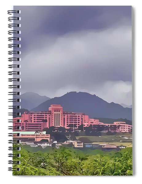 Tripler Army Medical Center Spiral Notebook