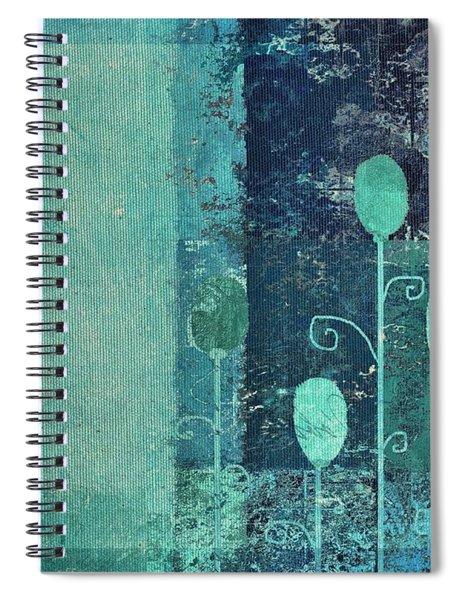 Triploflo - 15at02 Spiral Notebook