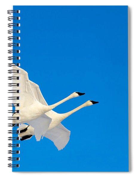 Triumphant Spiral Notebook