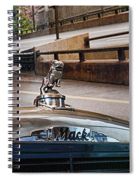 Truck - The Mack Bulldog Spiral Notebook