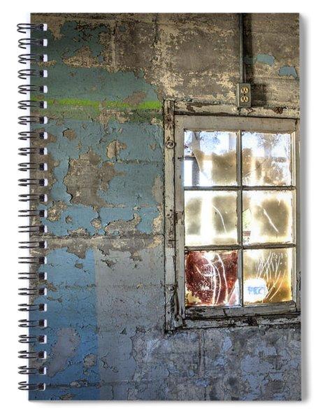 Trustee-3 Spiral Notebook