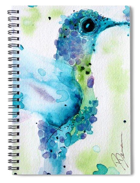 Tuesday Spiral Notebook