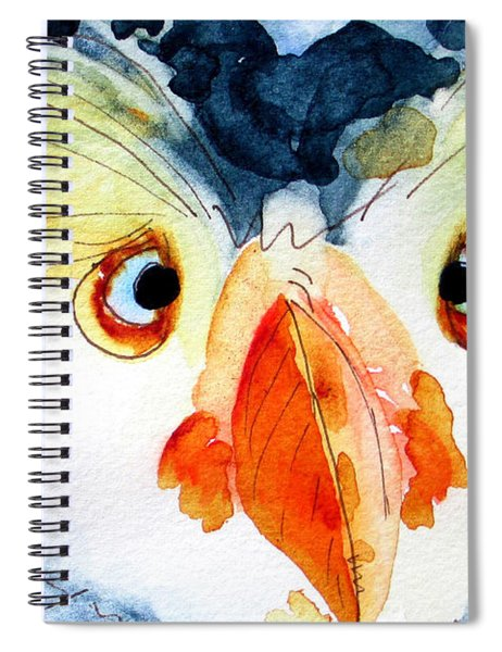 Tufted Puffin Spiral Notebook