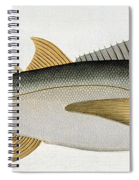 Tuna Spiral Notebook
