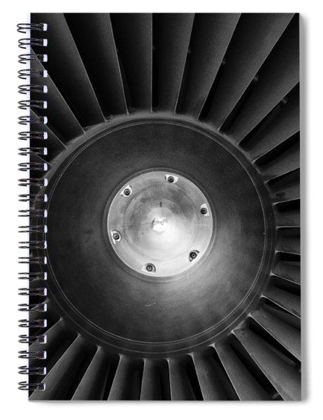 Turbo Spiral Notebook