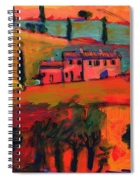 Tuscany Spiral Notebook