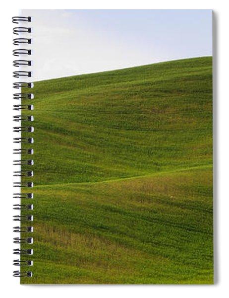 Tuscany Landscape Spiral Notebook