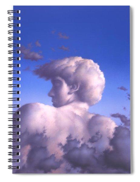 Twilight Spiral Notebook