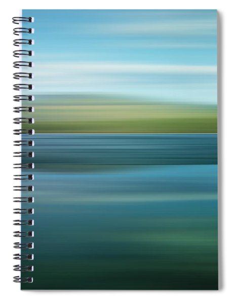 Twin Lakes Spiral Notebook