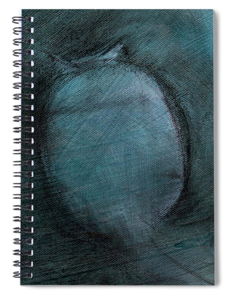 Two Blue You Spiral Notebook