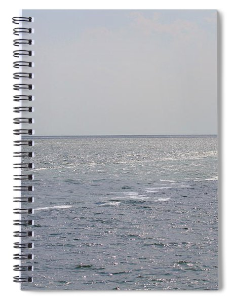 Two Ferries To Ocracoke 2 Spiral Notebook
