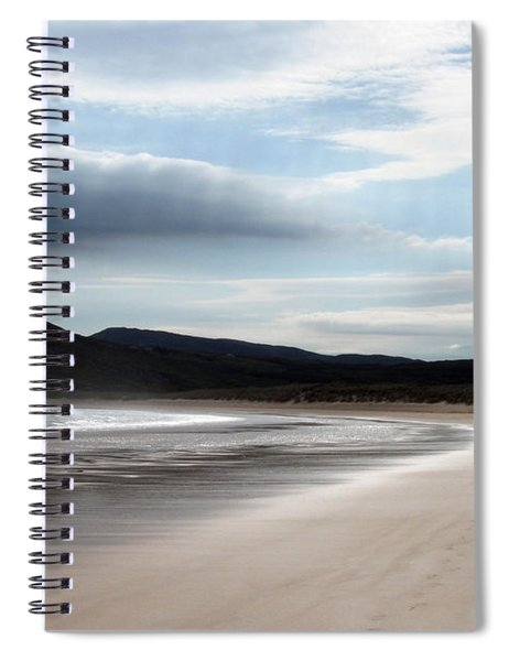 Two On A Beach Spiral Notebook