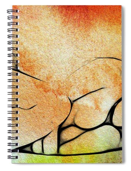 Two Women 2 Spiral Notebook