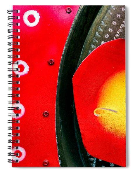 Tybee Island Art Spiral Notebook