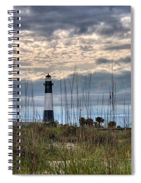 Tybee Light Spiral Notebook