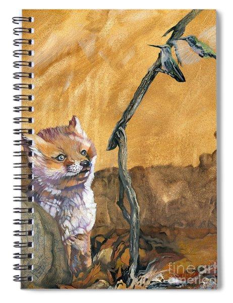 Tyrah's Tale Spiral Notebook