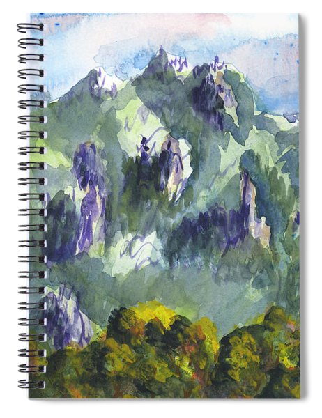 Uintah Highlands 1 Spiral Notebook
