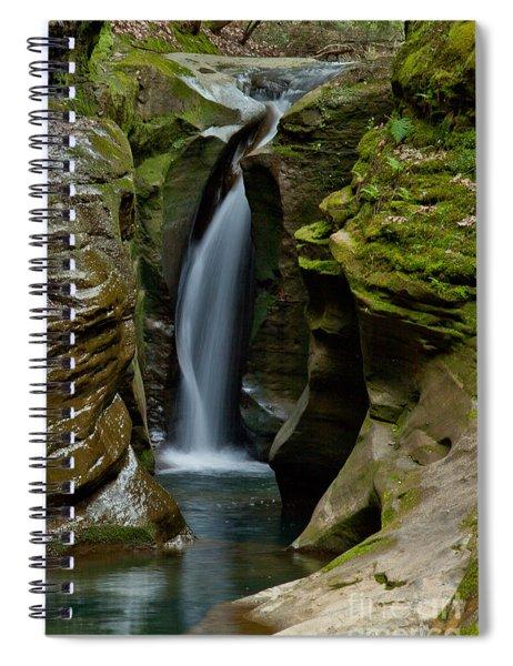 Un-named Falls Spiral Notebook