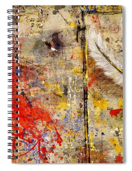 Unconditional  Spiral Notebook