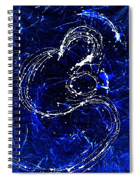 Unconditional Love 2 Spiral Notebook
