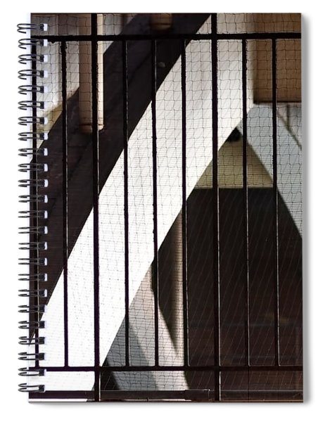 Under The Overground Spiral Notebook
