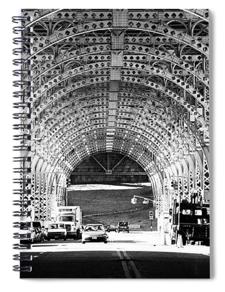 Under The West Side Highway Spiral Notebook