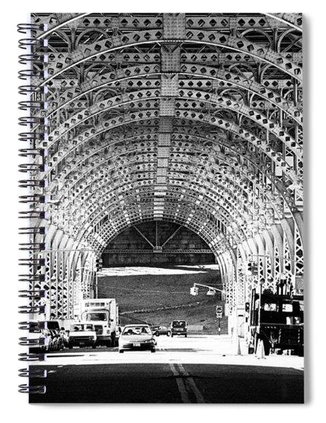 Under The West Side Highway Spiral Notebook