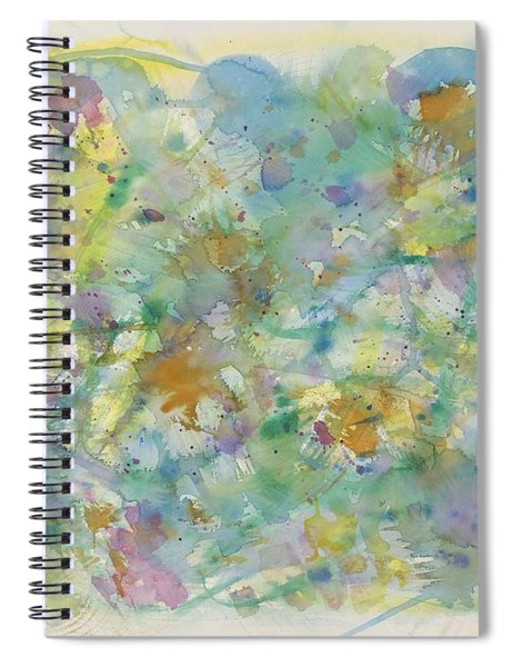 Under Water Heaven Spiral Notebook