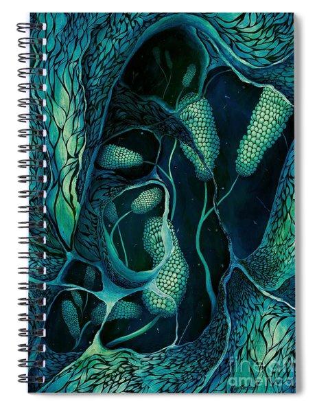 Underwater Revelation Spiral Notebook