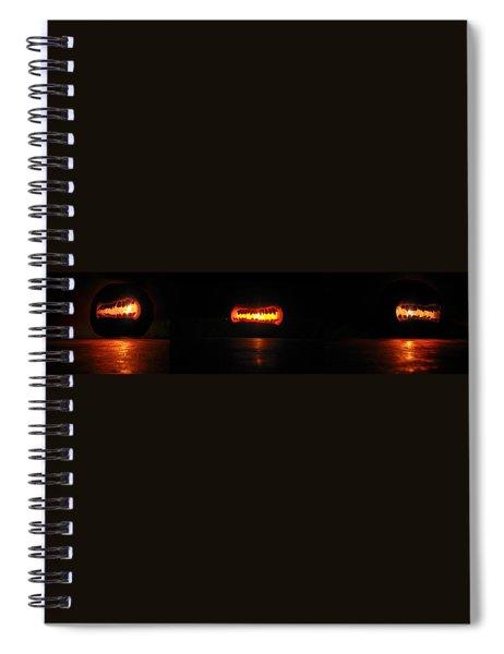 Unethicor Devourer Of Souls Spiral Notebook