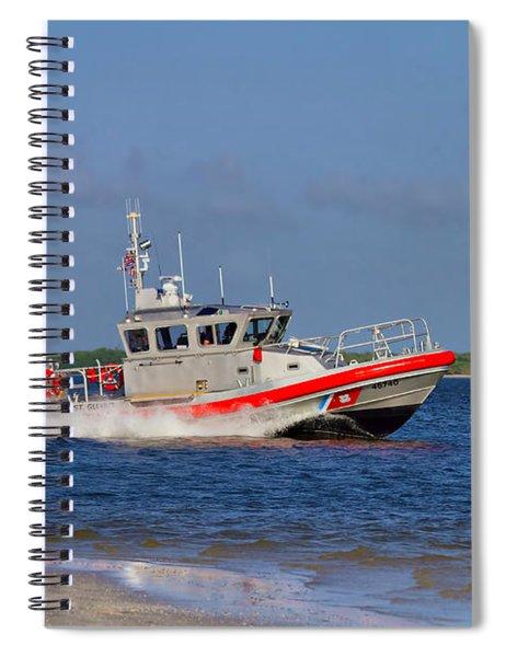 United States Coast Guard Spiral Notebook