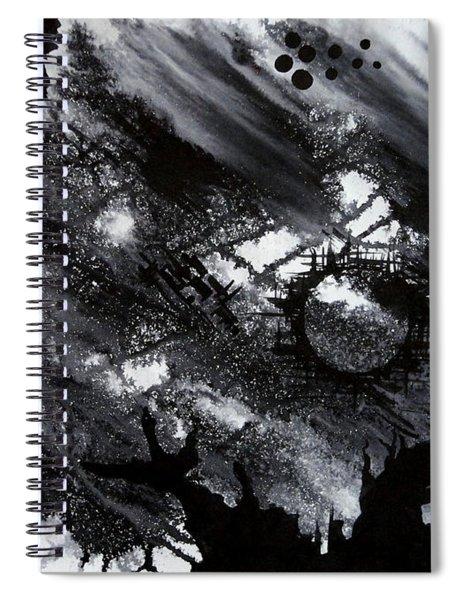 The Spot Spiral Notebook