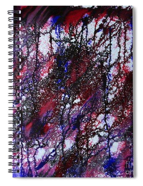 Autumn Of Duars Spiral Notebook