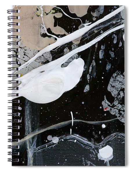 Untitled One Spiral Notebook