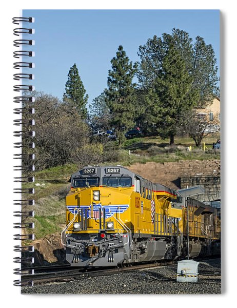 Up 8267 Spiral Notebook