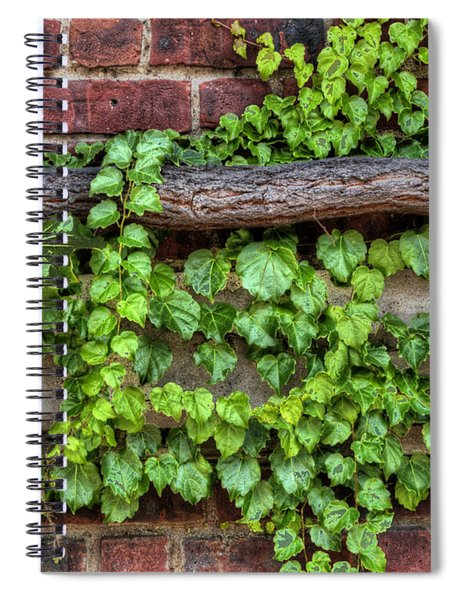 Up Over And Under Spiral Notebook