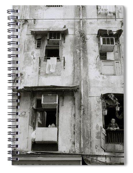 Urban Bombay Spiral Notebook
