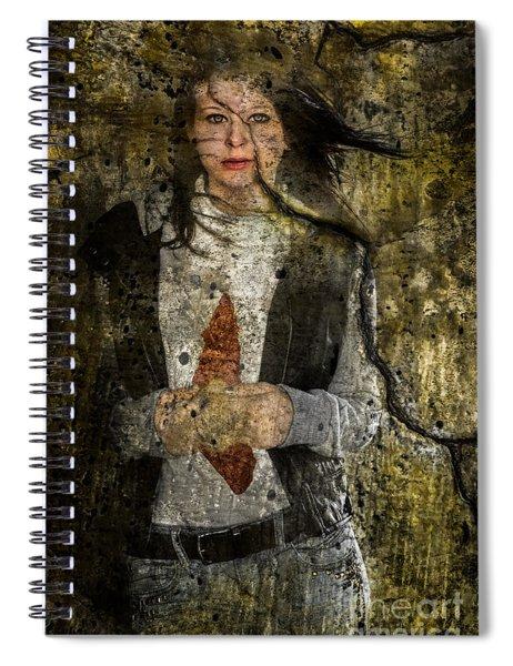 Urban Decay 4 Spiral Notebook