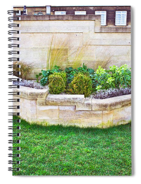 Urban Garden Spiral Notebook