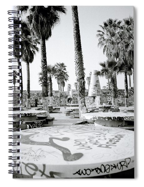Urban Graffiti  Spiral Notebook