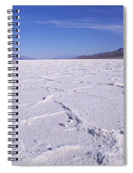 Usa, Death Valley National Park Spiral Notebook