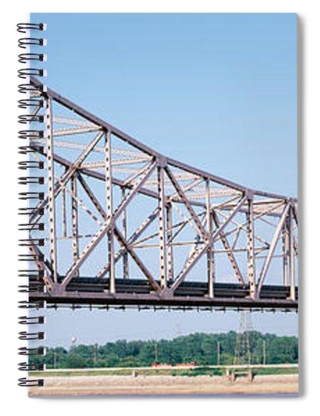 Usa, Missouri, St. Louis, Martin Luther Spiral Notebook