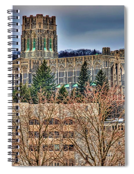 Usma Cadet Chapel Spiral Notebook