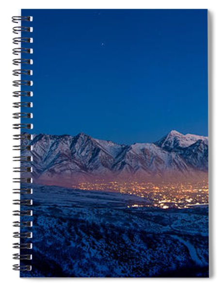 Utah Valley Spiral Notebook