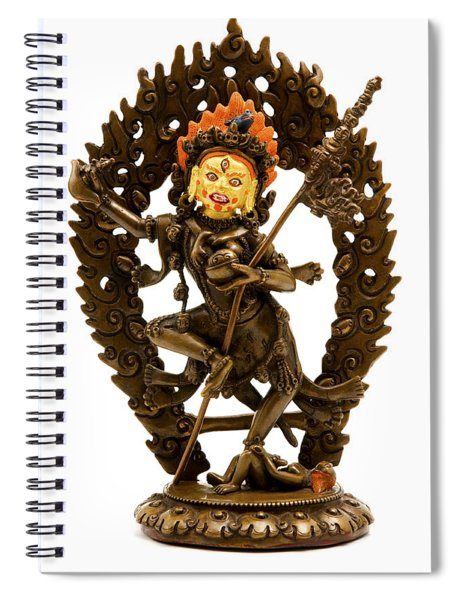 Vajrayogini Spiral Notebook