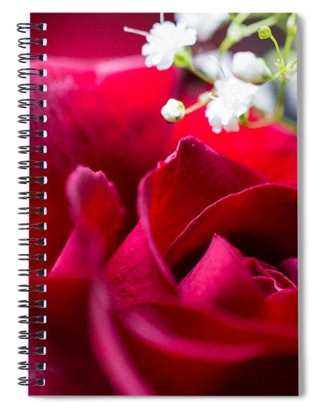 Valentine Spiral Notebook